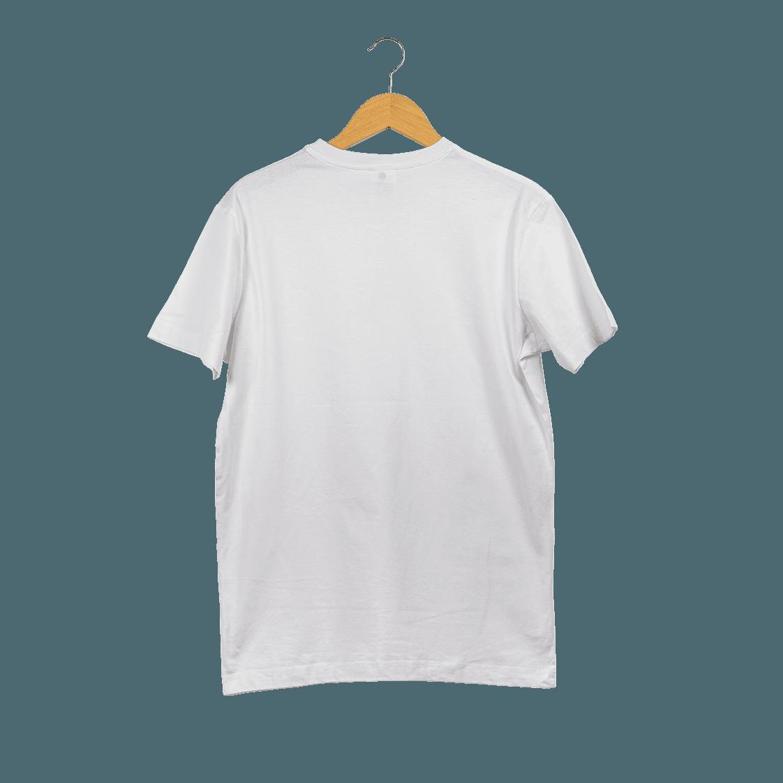 Férfi v-nyakú póló