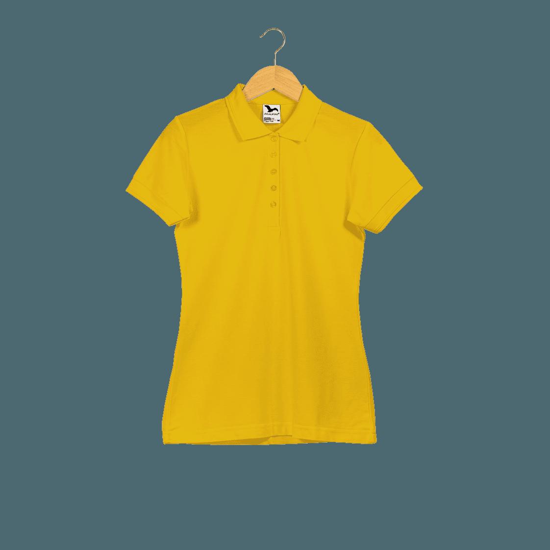 Női galléros póló