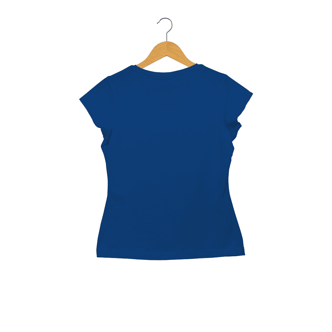 Női v-nyakú póló