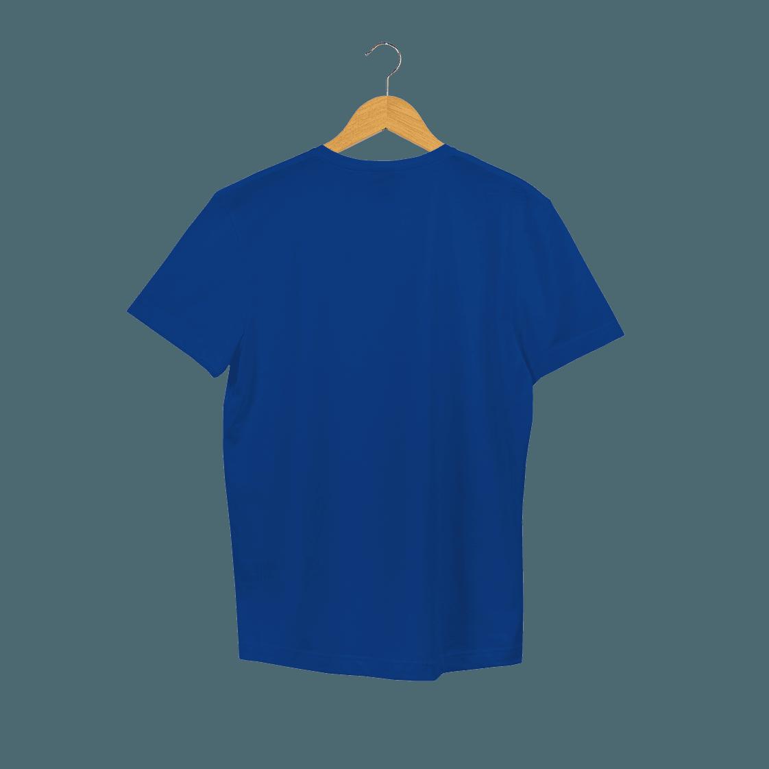 Férfi biopamut póló