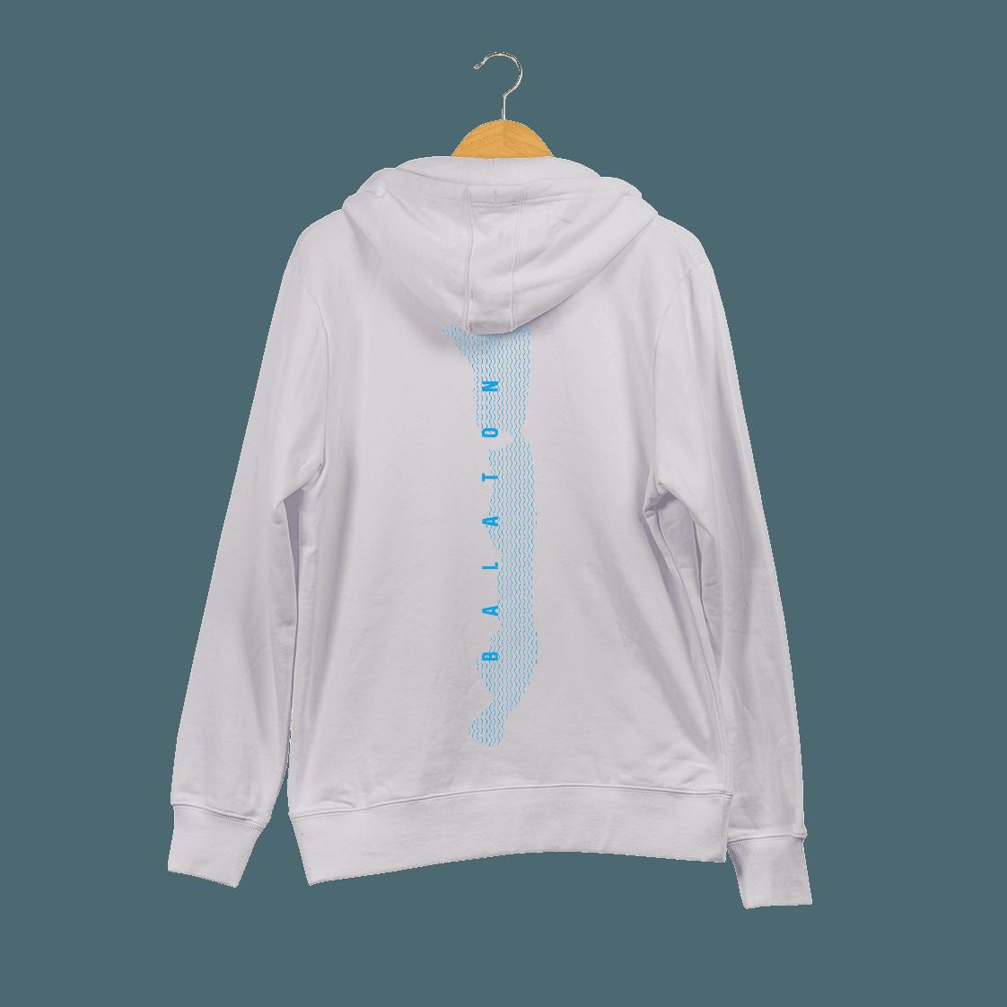 Balaton (férfi kapucnis pulóver)