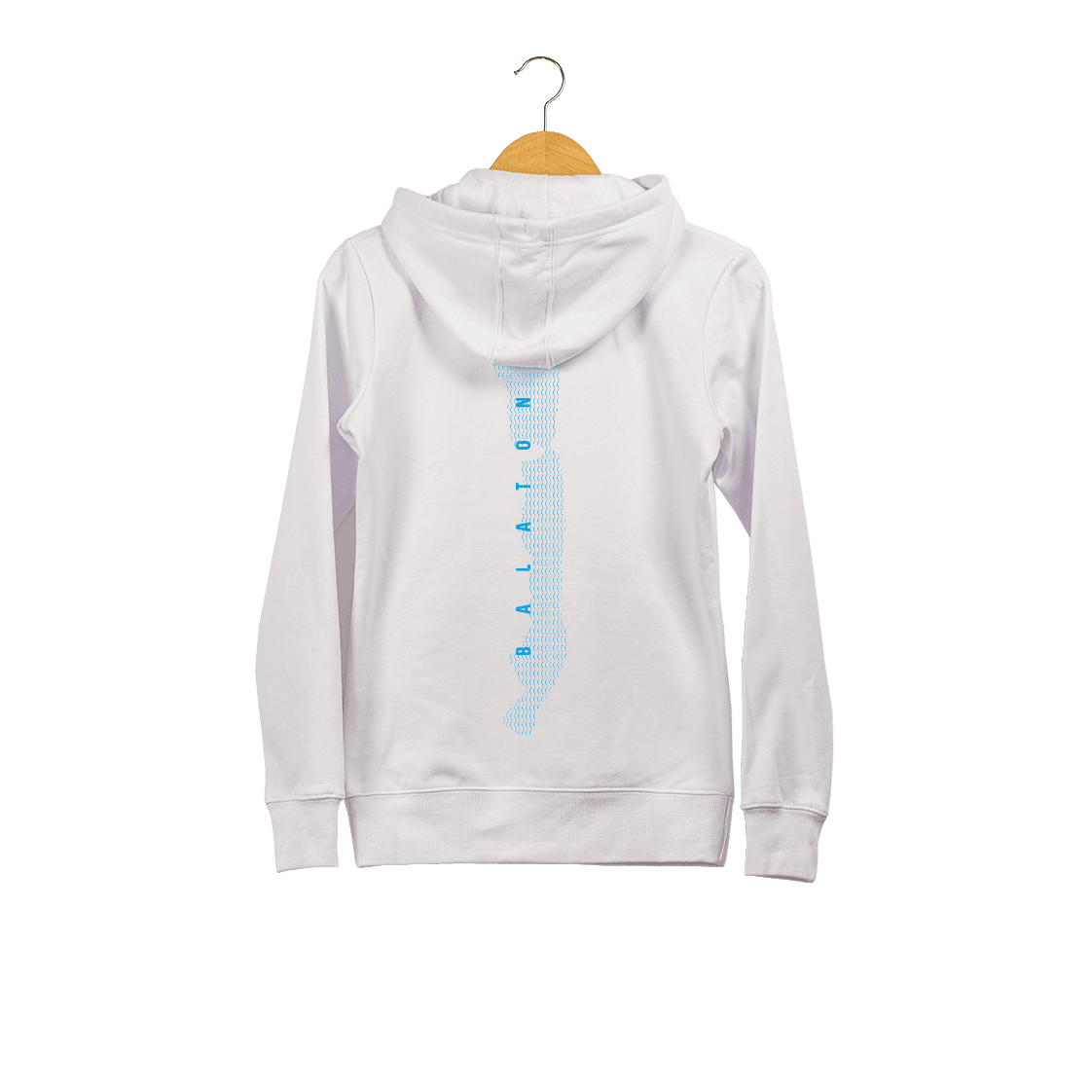 Balaton (női kapucnis pulcsi)